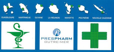 PRESPHARM Outre-Mer prestataire visite médicale et pharmaceutique