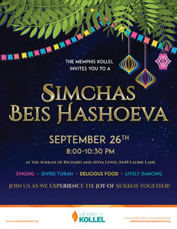 Simchas Beis Hashoeva 2018