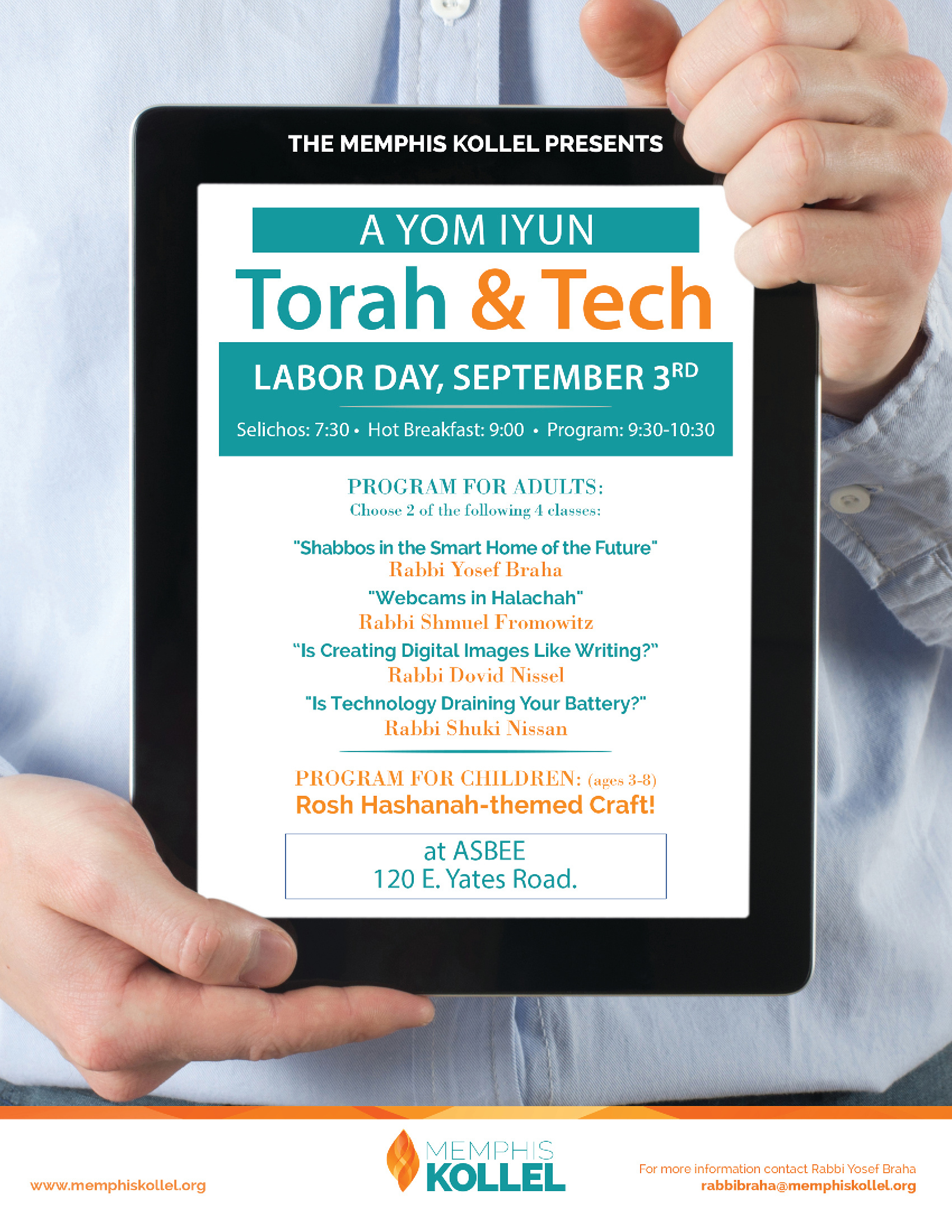 torah and technology flyer (1)