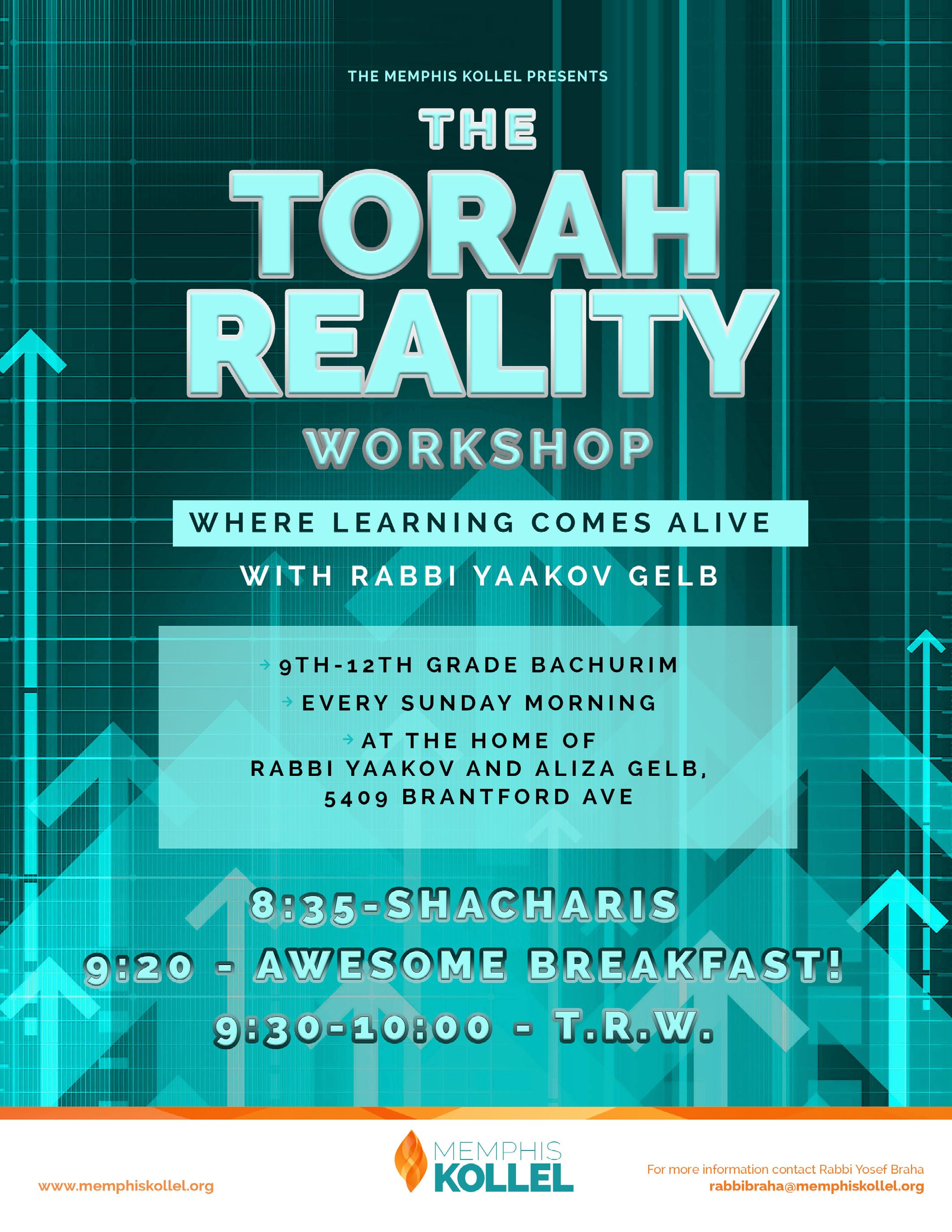 torah reality rv2