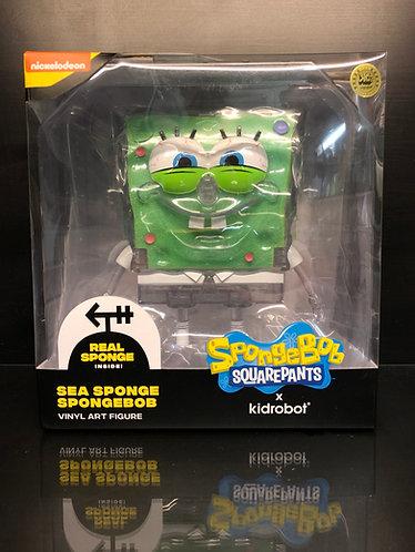 SpongeBob Squarepants x Kidrobot NTWRK Exclusive Vinyl