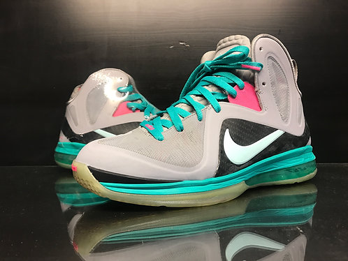 LeBron 9 P.S. Elite 'South Beach' - Sz 9