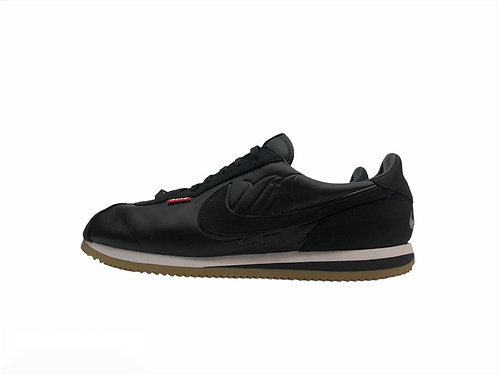 "Nike Cortez Basic MC QS ""Mr. Cartoon""  Colorway: Black/White-Dark Grey"