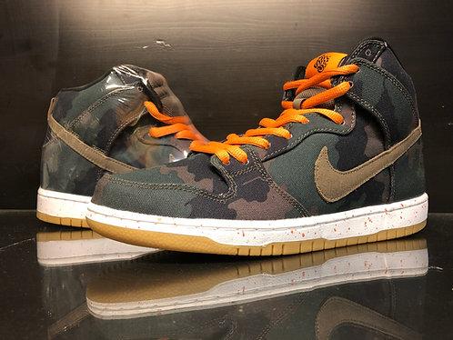 "Nike Dunk High Sb Fiveoneo ""510"" - Sz 9.5"