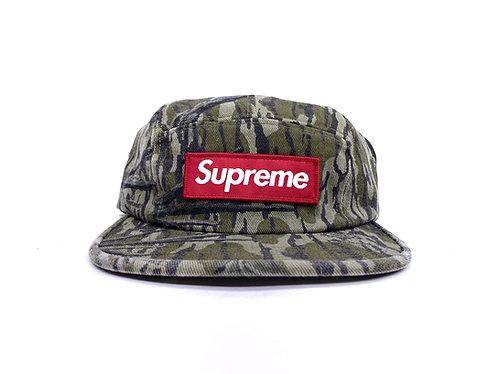 """Supreme Military Camp Cap """"Mossy Oak"""""""