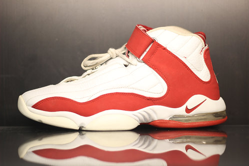 Penny4 White/Red - Sz 10