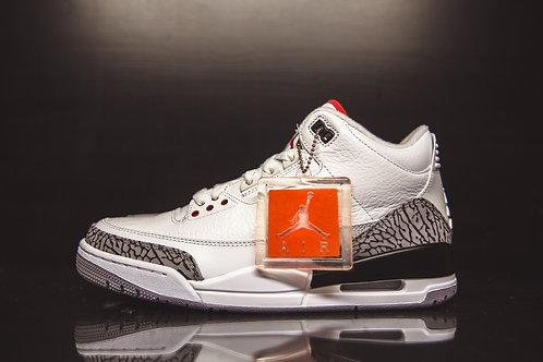 Jordan III White Cement