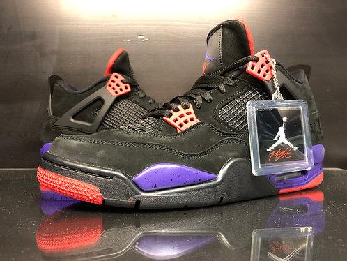 Air Jordan 4 Raptors Drake OVO - 10.5