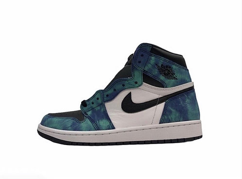 "Women's Air Jordan 1 ""Tie Dye"""