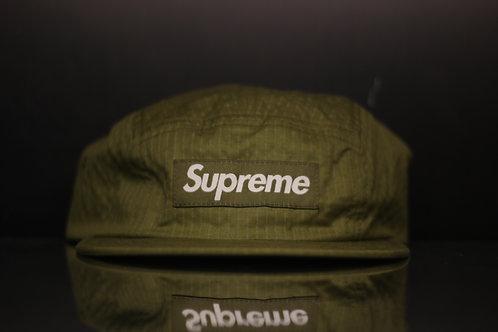 Olive Ripstop Cap