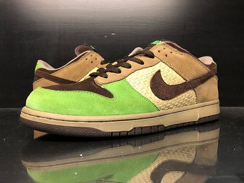 """Nike Dunk Low """"Kickshawaii - Aloha"""" - Sz 10"""