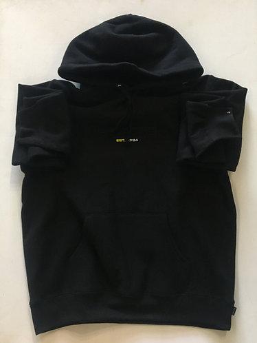 Supreme Embossed Logo Hooded Sweatshirt