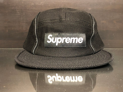 Supreme Pique Piping Camp Cap (SS19)