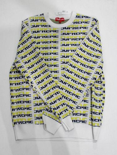 Supreme Repeat Sweater