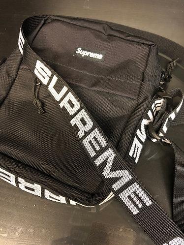 Supreme SS18 Shoulder Bag Blk