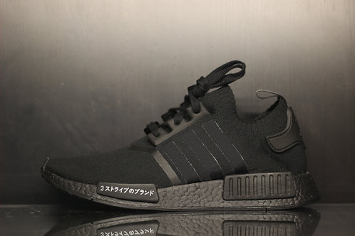 Adidas NMD_R1 PK Japan Triple Black - Sz 9.5