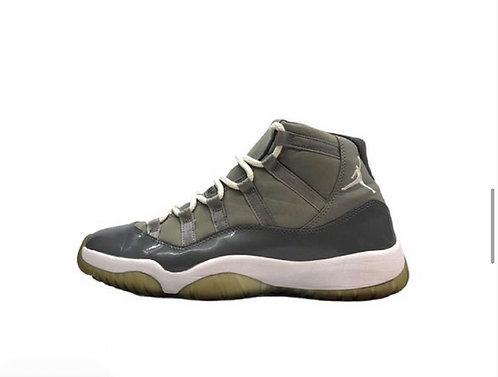 "Air Jordan 11 Retro ""Cool Grey"" 2010"
