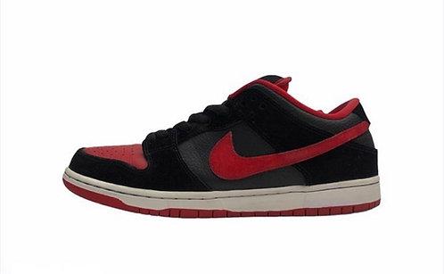 "Nike Dunk Low Pro SB ""Bred"""