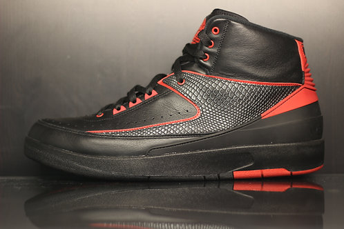 Air Jordan 2 Rouge - Sz 13