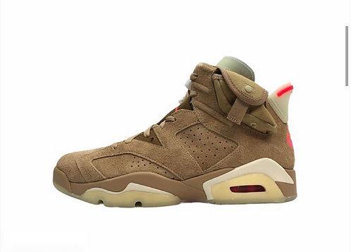 """Air Jordan 6 Retro SP """"Travis Scott"""""""