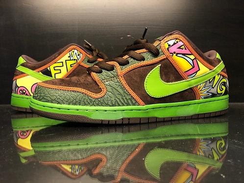 Nike SB Dunk Low 'De La Soul' - Sz 14