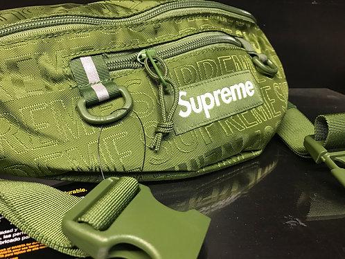 Supreme SS19 B8 Waist Olive