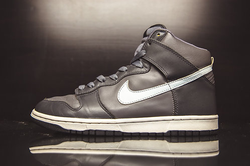 Nike Dunk High Anthracite
