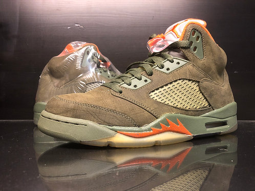 Air Jordan 5  Undftd - Sz 9