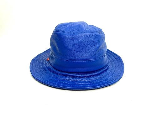 Supreme Genuine Leather Bucket Hat