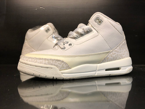 Air Jordan 3 Pure Money - Sz 6Y