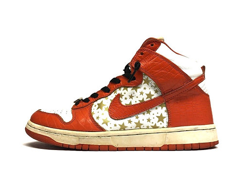 "Nike SB Dunk High ""Supreme Orange"""