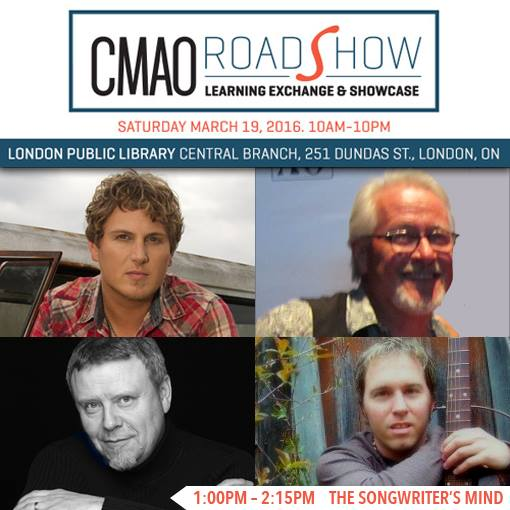 CMAO RoadShow