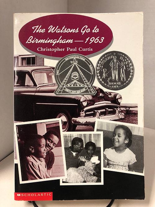 The Watsons Go to Burmingham—1963