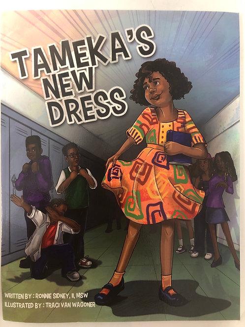 Tameka's New Dress