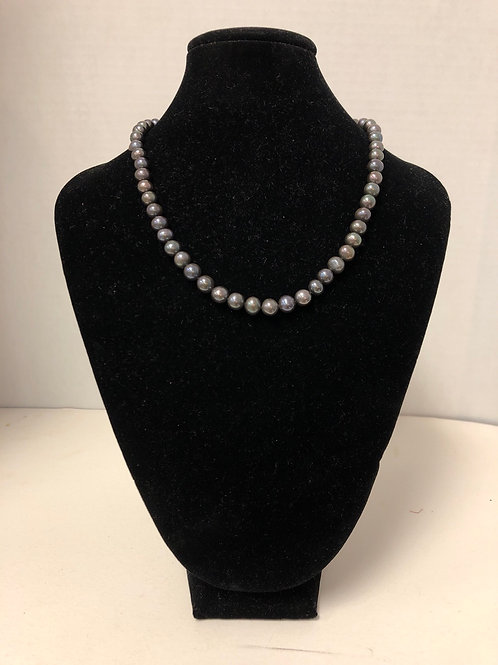 Cultured Black Pearls