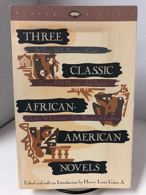 Three Classic African American Novels