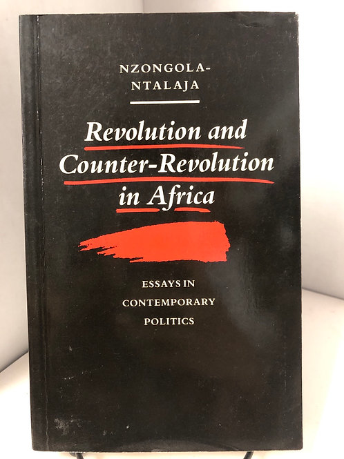 Revolution and Counter-Revelution in Africa