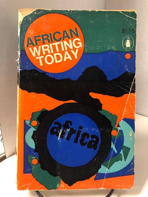 African Writing Today