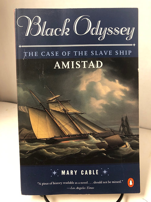 Black Odyssey: The Case of the Slave Ship