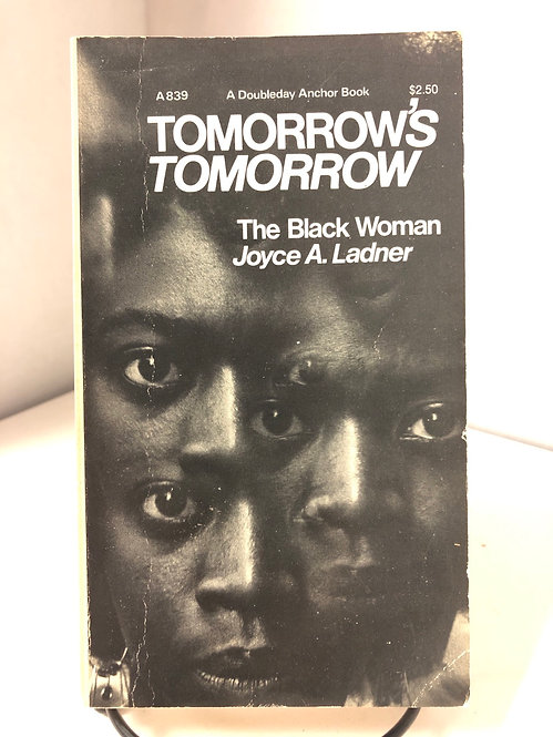 Tomorrow's Tomorrow