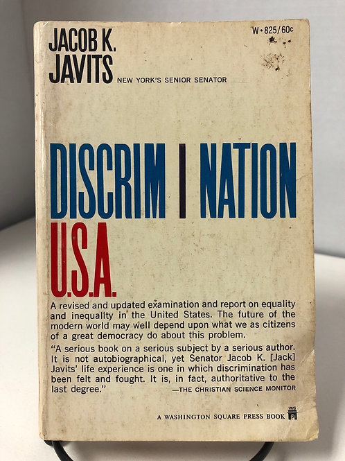 Discrim I Nation