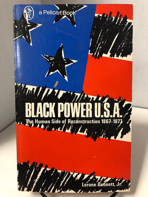 Black Piwer U.S.A.