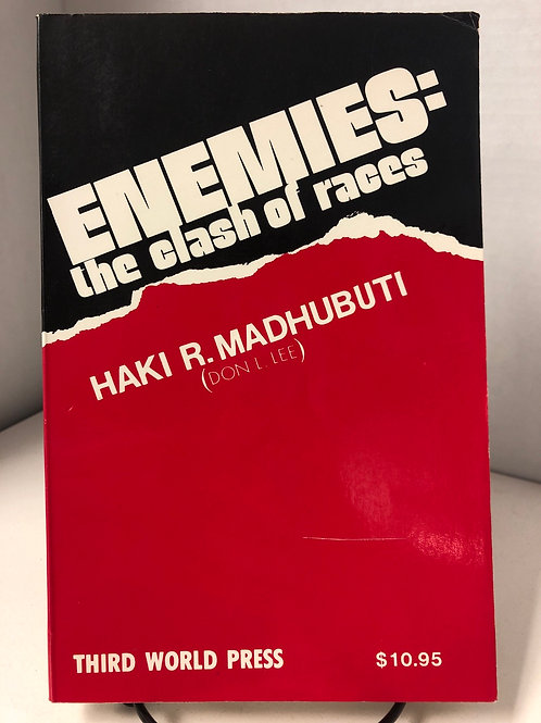 Enemies: The Clash of Racez