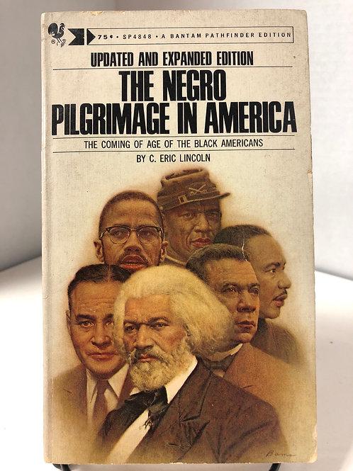 The Negro Pilgrimage in America