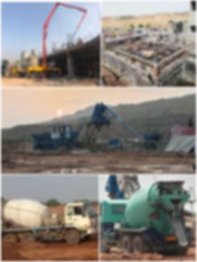 Concrete Works Equipment
