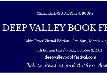 Deep Valley Book Festival Virtual Event