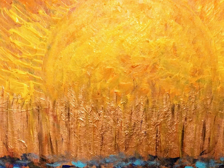 Homage to Vincent and His Love of the Sun