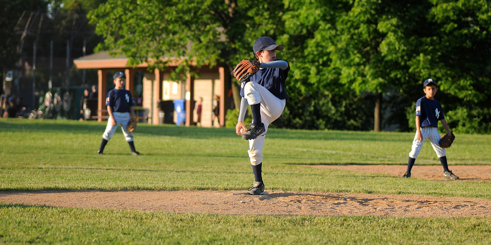 Beginner's Pitching Clinic