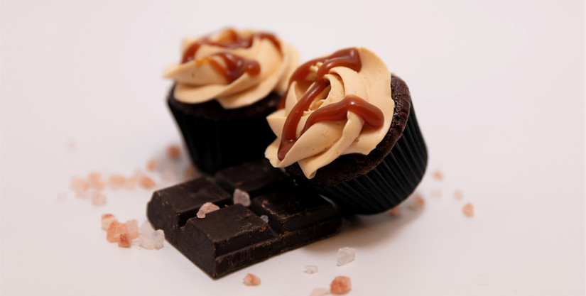 Dark Chocolate-Salted Caramel