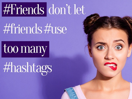 5 Key Tips for Chronic Hashtag Users (and everyone else, too)